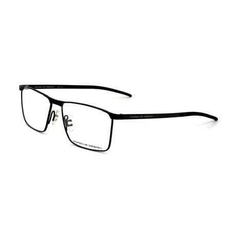 Men's P8326 Optical Frames // Black