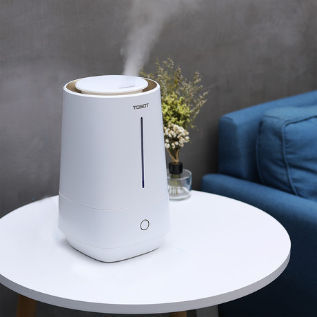 TOSOT Ultrasonic Cool Mist Top Fill Humidifier