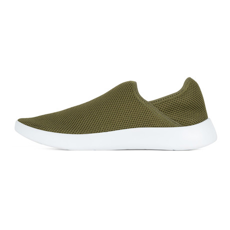 Women's Breezy Loafers // Olive (Women's US Size 5)