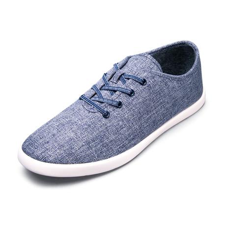 Men's Loungy Laced Shoes // Denim (Men's US Size 7)