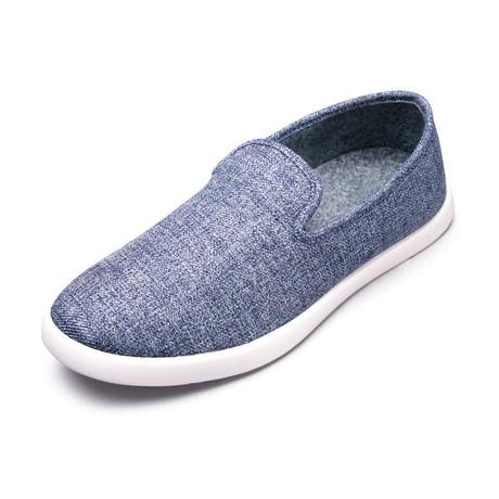 Men's Loungy Loafers // Denim (Men's US Size 7)