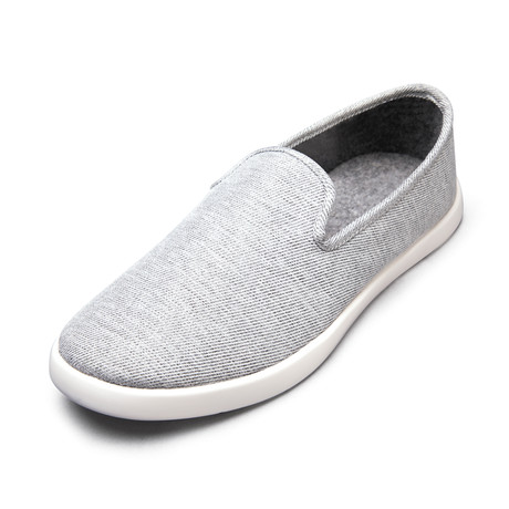 Men's Loungy Loafers // Gray (Men's US Size 7)