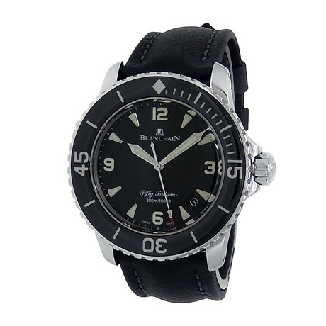 Blancpain Fifty Fathoms Automatic // 5015-1130-52 // Pre-Owned