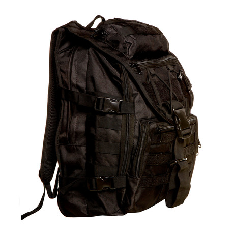 Something Tough Backpack // Charcoal