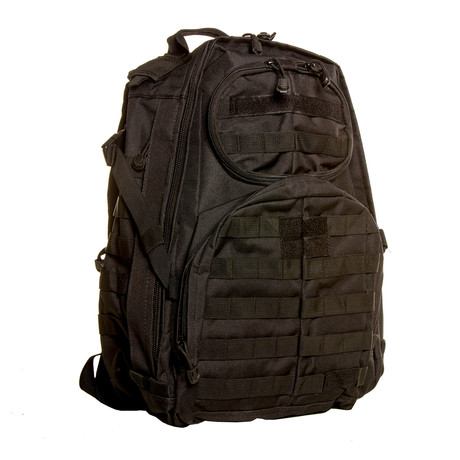 Something Basic Backpack // Charcoal