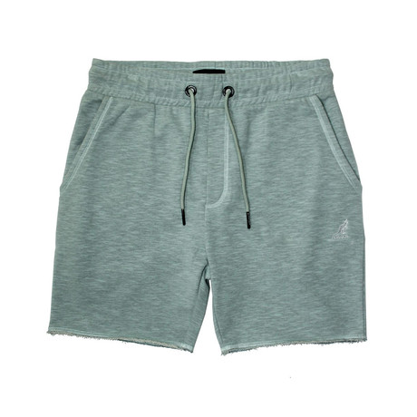 Raw Edge French Terry Short // Waterspout Mix (S)