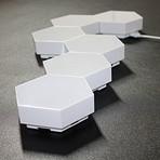 Touch Sensitive Modular Wall Lighting