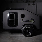 NS-1 // Fully Electric Solar-Powered Camper