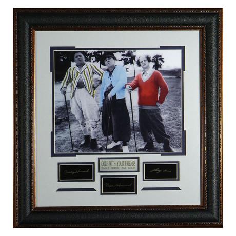 Three Stooges // Engraved Signature Series