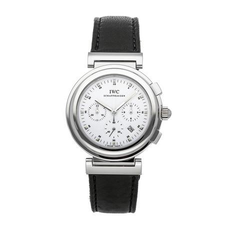 IWC Da Vinci Chronograph Quartz // IW3728-01 // Pre-Owned