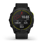 Enduro Carbon Smartwatch // Gray + Black