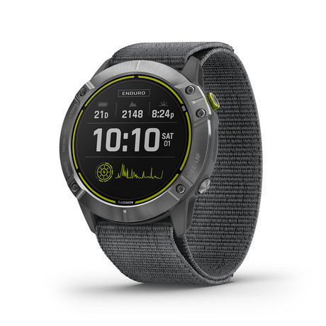 Enduro Steel Smartwatch // Gray