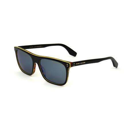 Unisex 393-S 807-3U Sunglasses // Black