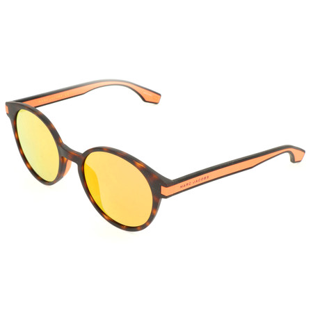 Unisex 287-S L9G Sunglasses // Havana Orange