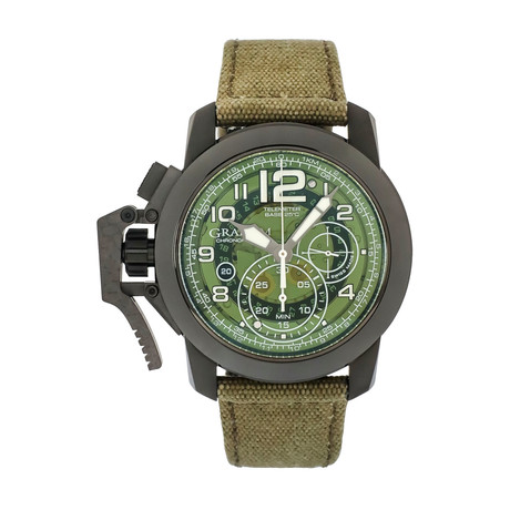 Graham Chronofighter Oversize Chronograph Automatic // 2CCAU.G03A // Store Display