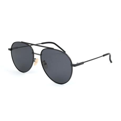 Fendi // Men's 0222-F Sunglasses // Black