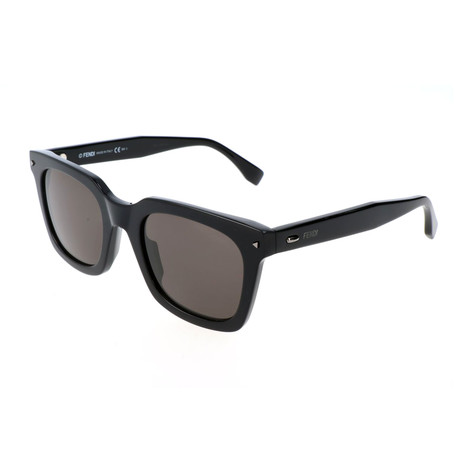 Fendi // Men's 216 Sunglasses // Dark Havana