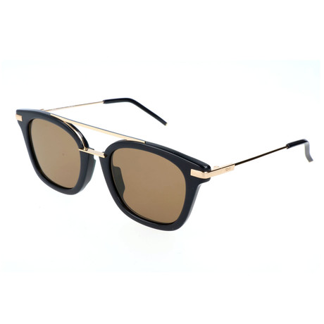 Fendi // Men's 0224-F Sunglasses // Blue