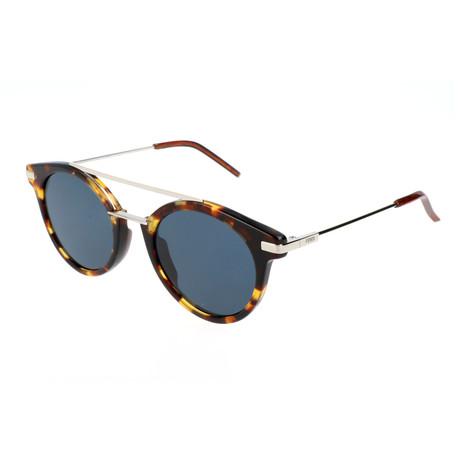 Fendi // Men's 225 Sunglasses // Havana Palladium