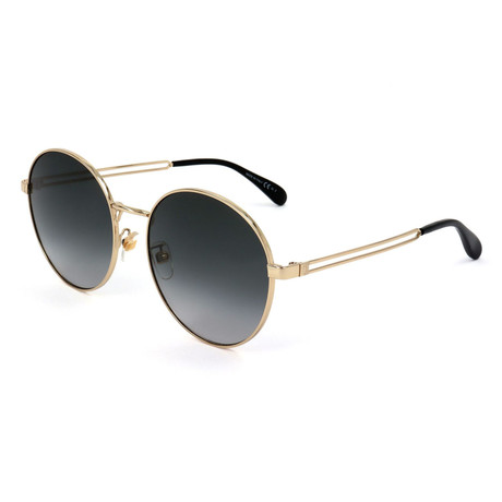 Givenchy // Women's 7149-F Sunglasses // Gold