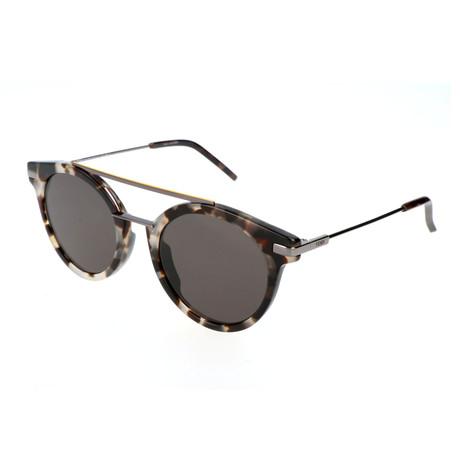 Fendi // Men's 225 Sunglasses // Havana Ruthenium