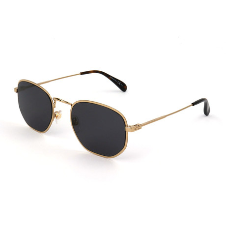 Givenchy // Men's 7147 Sunglasses // Gold + Gray