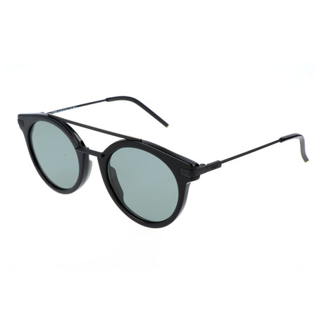 Fendi // Men's 225 Sunglasses // Black