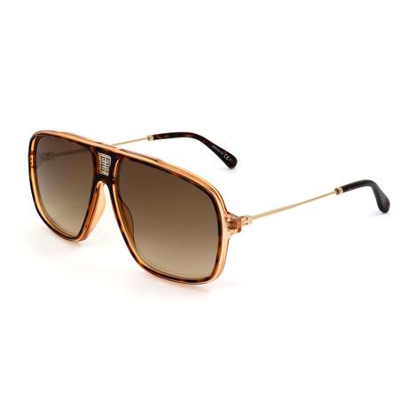 Givenchy // Unisex 7138 Sunglasses // Hava Pink