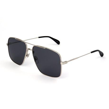 Givenchy // Men's 7119 Sunglasses // Palladium