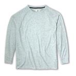 Rain Drop Yarn Long Sleeve T-shirt // Gray (2XL)