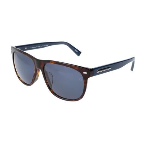 Men's EZ0034-F Sunglasses // Dark Havana