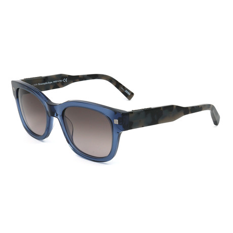 Men's EZ0087 Sunglasses // Blue