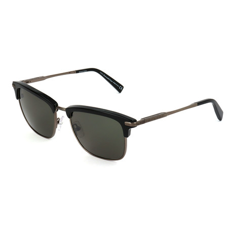 Men's EZ0092 Sunglasses // Shiny Black