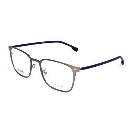 Men's 1026-F-R80 Optical Frames // Dark Ruthenium