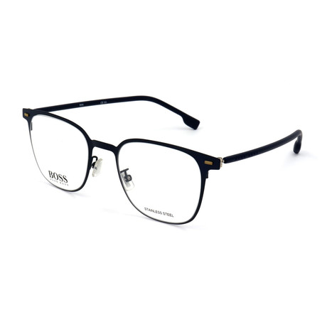 Men's 1027-F-FLL Optical Frames // Matte Blue