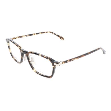 Men's 910-JIU Optical Frames // Havana Khaki