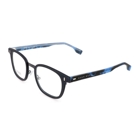 Men's 969-FLL Optical Frames // Matte Blue