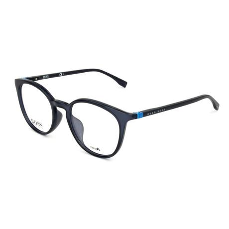 Men's 0991-F-PJP Optical Frames // Blue