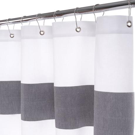 Unique Shower Curtain (Anthracite)