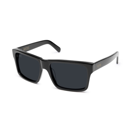 Men's Caps Sunglasses // Black