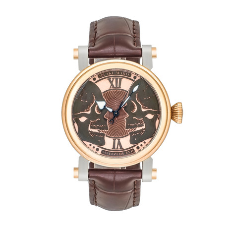 Speake Marin Face To Face Automatic // SMM-CM-FF-00001TT // Store Display