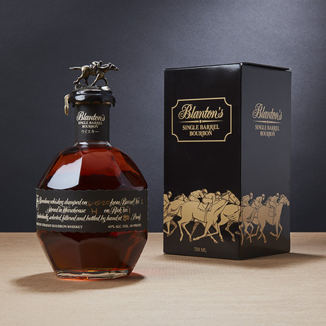 Single Barrel Black Label Edition Bourbon // 750 ml