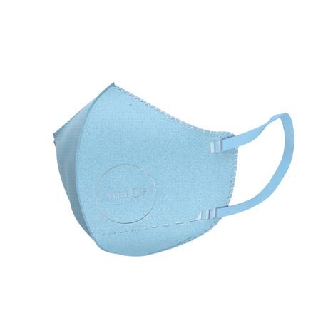 AirPop Kids NV Face Masks // Blue // Set of 4