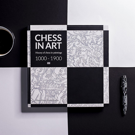 Chess in Art // History of Chess in Paintings
