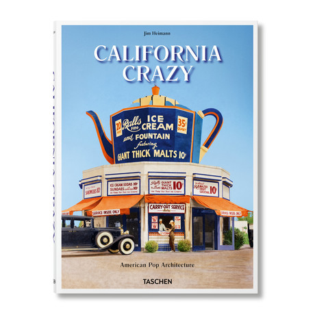 California Crazy // American Pop Architechture
