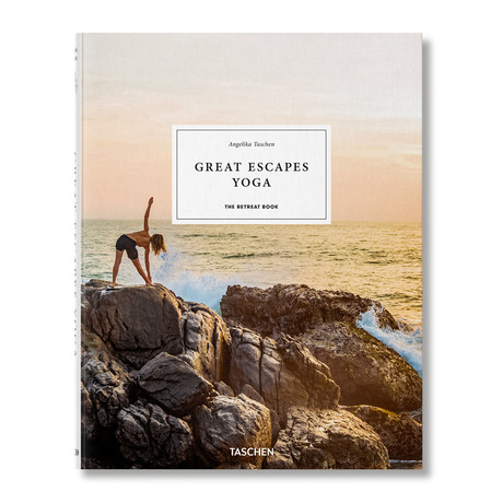 Great Escapes Yoga // The Retreat Book // 2020 Edition