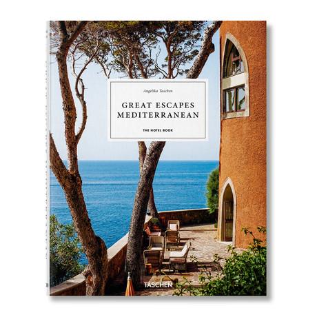 Great Escapes Mediterranean // The Hotel Book // 2020 Edition