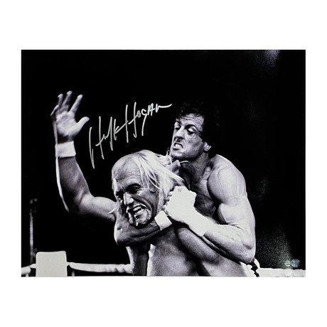 Hulk Hogan // Autographed Photo