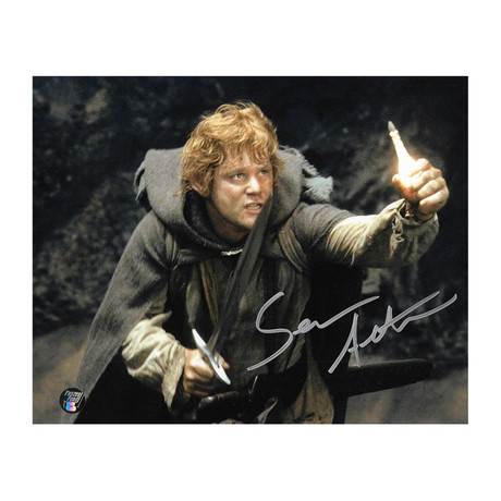 Sean Astin // Lord of the Rings // Autographed Photo