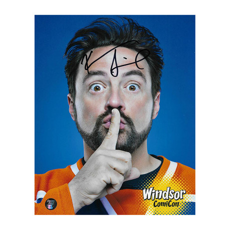 Kevin Smith // Autographed Photo